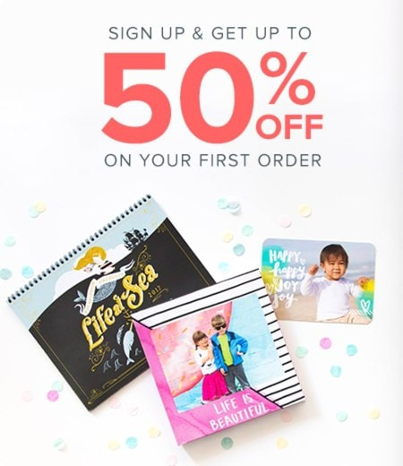Sign up and get up to 50% OFF on your first order!