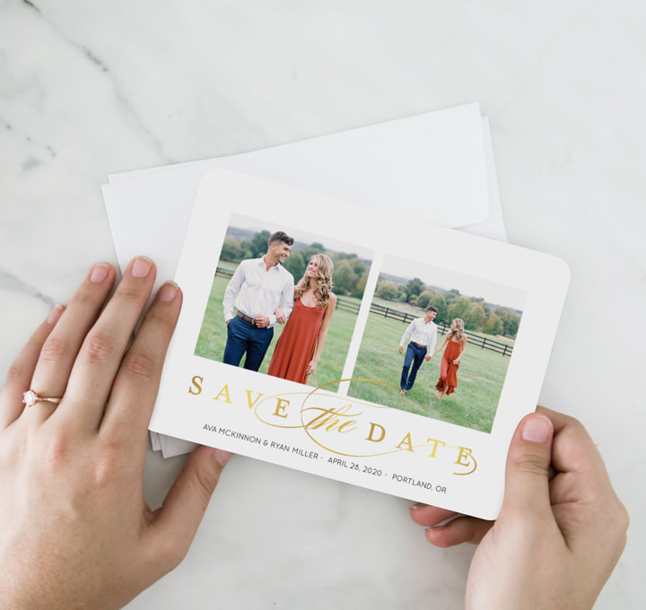 Photo cards and invitations